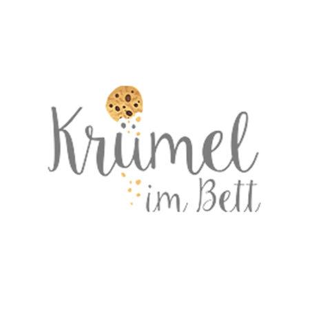Krümel Bett im Blog