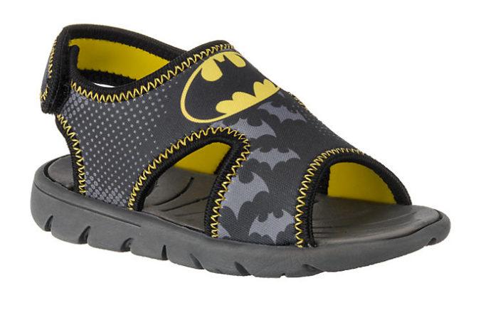 Batman Sandalen für Kinder