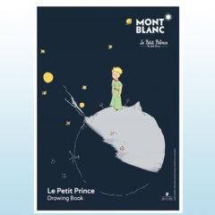 """Malbuch """"Der kleine Prinz"""" von Montblanc"""