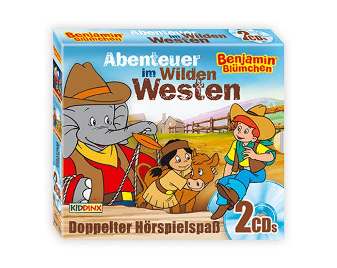 Benjamin Blümchen Hörspiele für Kinder