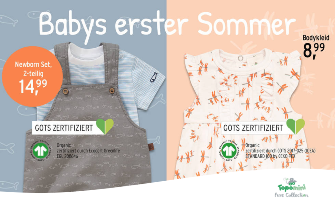 neue Ernsting's Family Kollektion