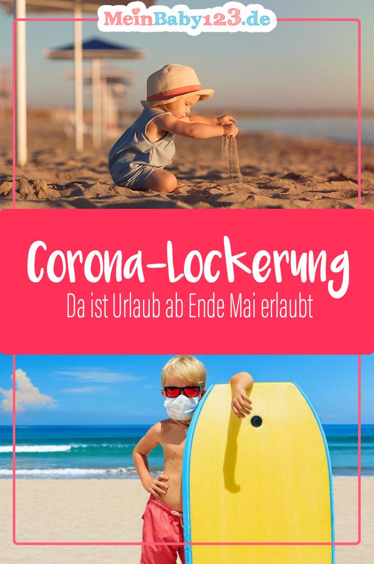 Corona Urlaub Mai