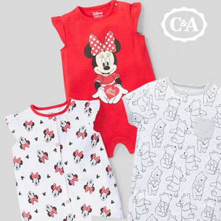 C&A Babymode neu