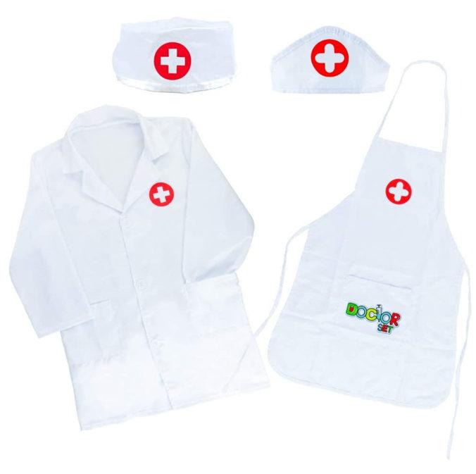 Arztkittel für Kinder