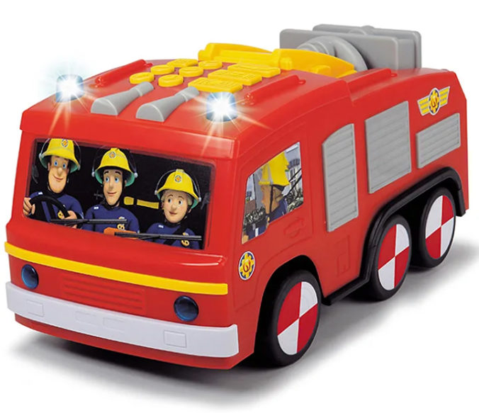 Feuerwehrauto Jupiter mit Licht und Sound