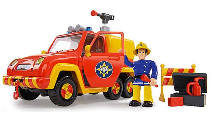 Feuerwehrauto Venus von Feuerwehrmann Sam