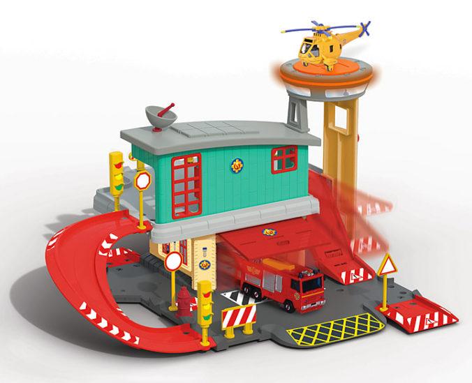 Feuerwehrstation von Feuerwehrmann Sam