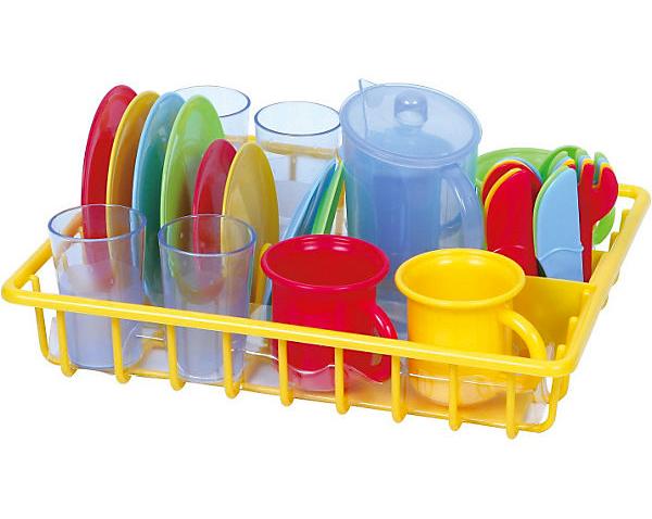 Geschirrset für Spielküchen