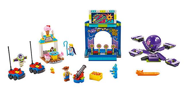 LEGO Toy Story Jahrmarkt