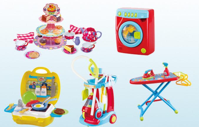 Haushaltsspielzeug für Kinder