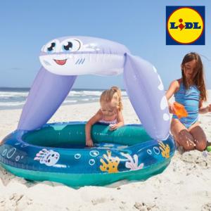 LIDL: Wasserspielzeug, Planschbecken, Bademode uvm. – ab 3,99€