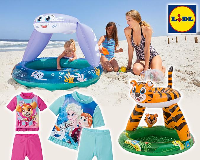 LIDL Wasserspielzeug
