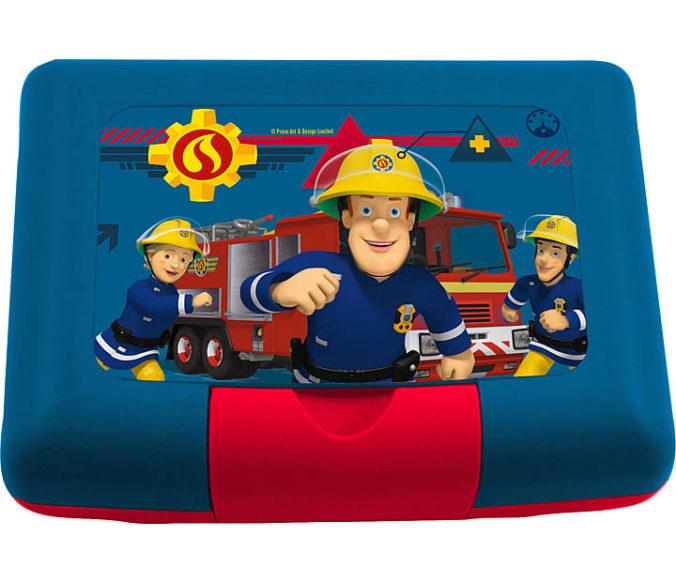 Feuerwehrmann Sam Lunchdose