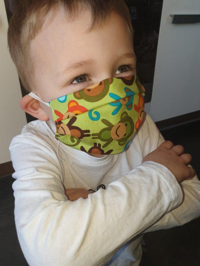 Mundschutz für Kinder