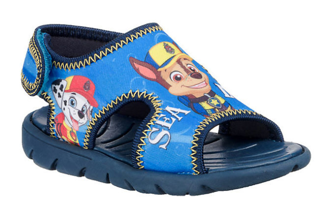 Paw Patrol Sandalen für Kinder