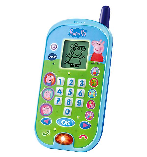 Peppa Wutz Spielzeugtelefon