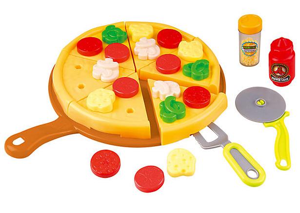 Spielzeug Pizzsaset für Kinder