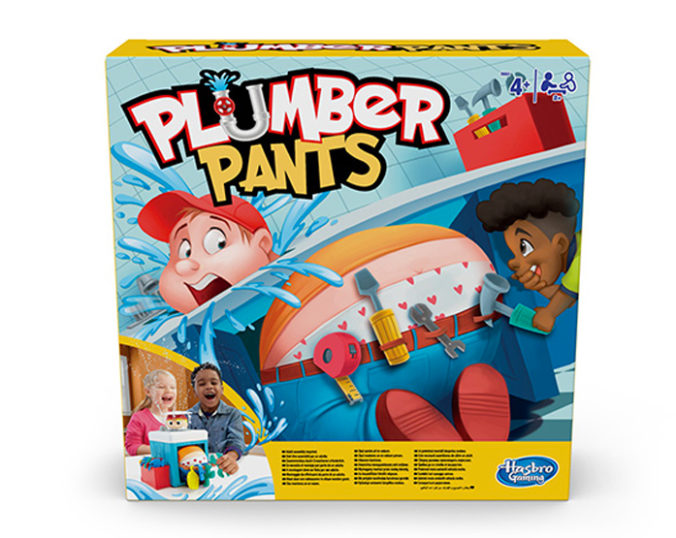 Kinderspiel Plumber Pants