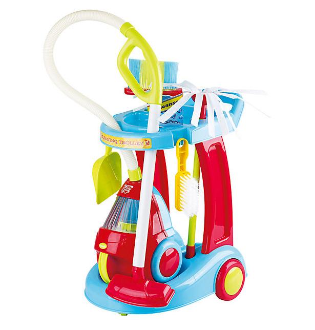 Putzwagen für Kinder