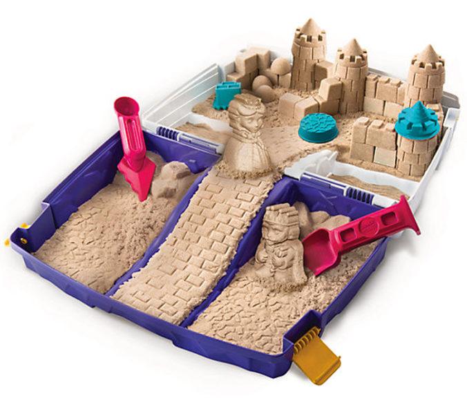 transportabler Sandkasten
