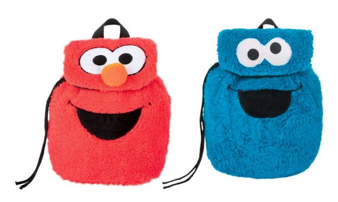 Sesamstraßen Rucksäcke für Kinder