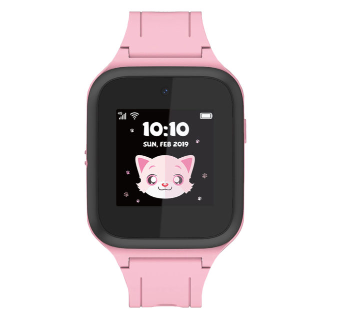 TCL Kidswatch MT40 in rosa