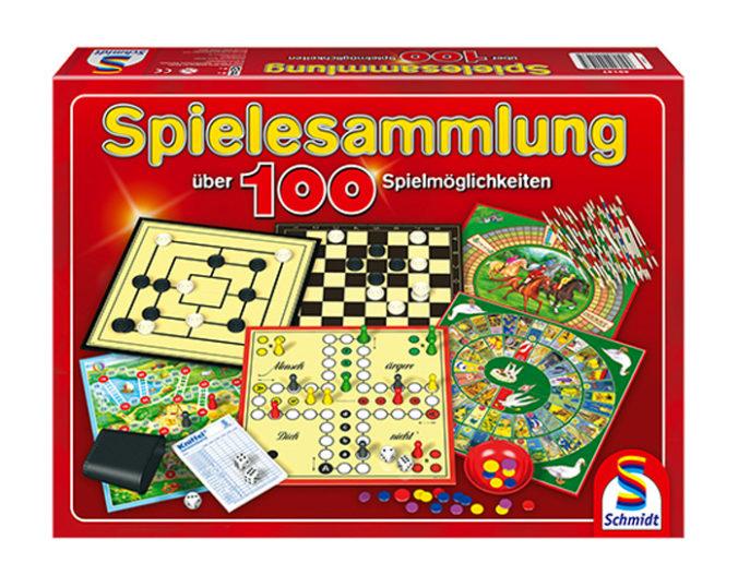 Spielesammlung