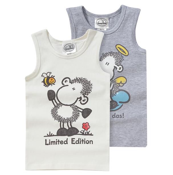 Unterhemden von sheepworld für Kinder