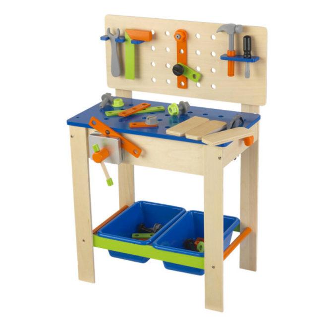 Spielzeug-Werkbank