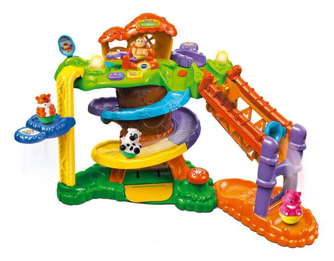 ZoomiZoos Baumhaus für Kinder