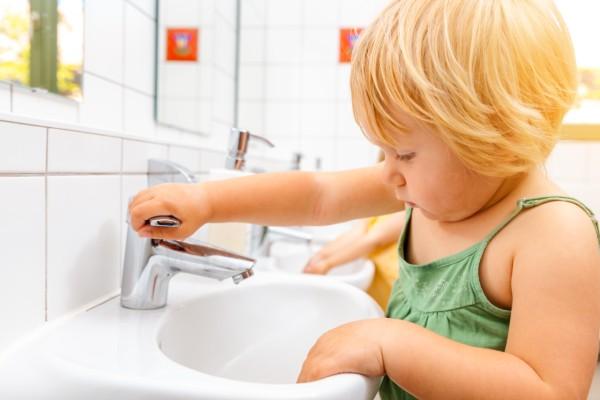 KiTa Einhaltung der Hygiene