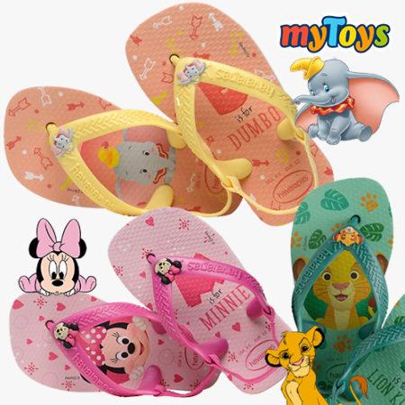 Disney Zehentrenner für Kinder