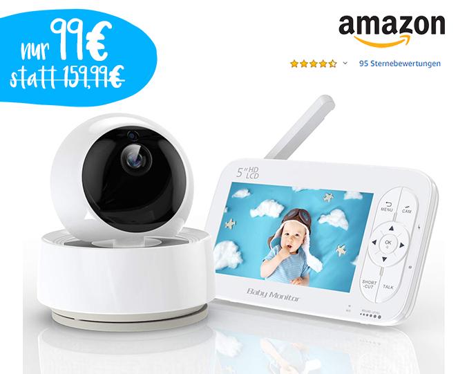 Babyphone mit Videofunktion
