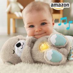 Otter-Kuschltier-Einschlafhilfe für Babys