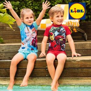 LIDL: Sommermode für Jungen und Mädchen ab 4,99€