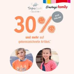 30% auf Topolino Kindermode