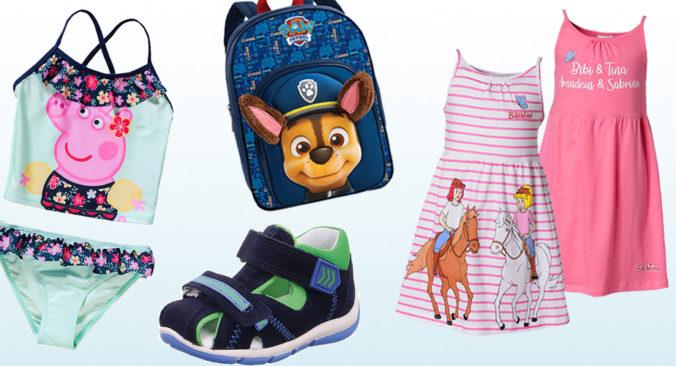 Kinderkleidung, Schuhe und Paw Patrol Rucksack