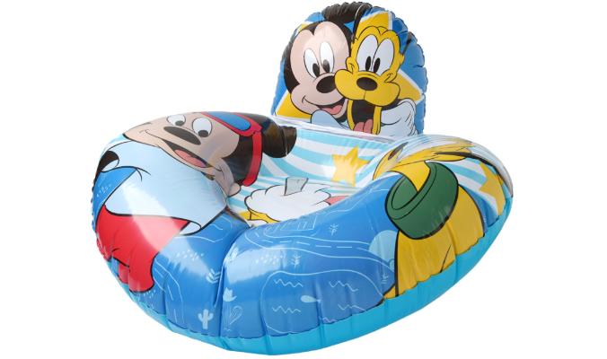 Micky Maus Sessel zum Aufblasen