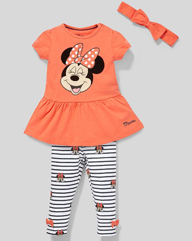 Minnie Maus Outfit für Kinder