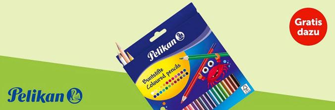 Buntstifte von Pelikan