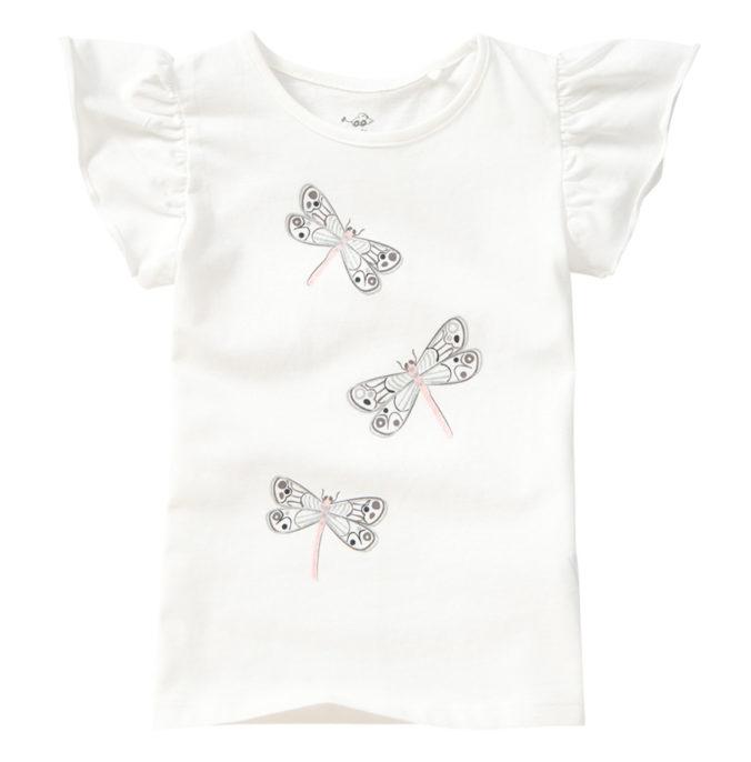 T-Shirt mit Libellen Motiv für Mädchen