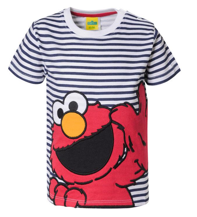 Sesamstraßen T-Shirt für Jungen