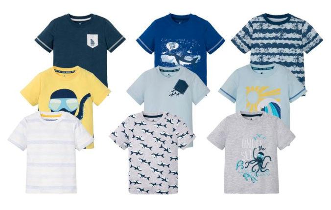 T-Shirts für Jungen