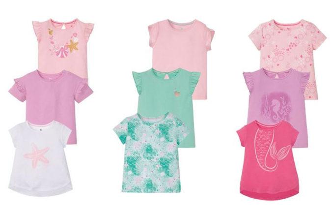 T-Shirts für Mädchen