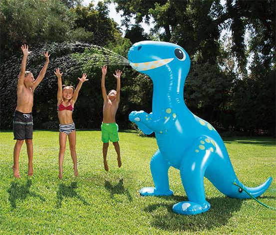 Dino Wassersprinkler