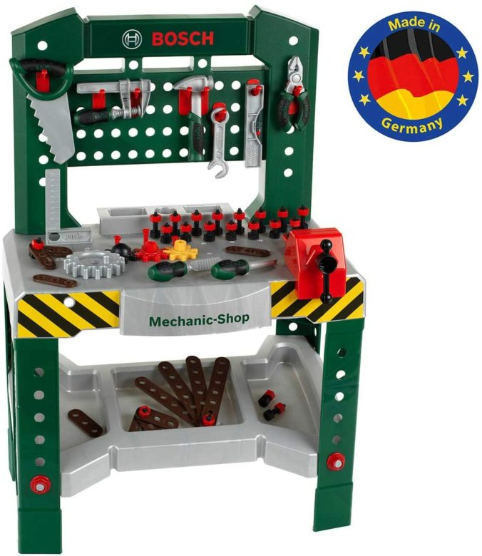 Werkzeugbank für Kinder