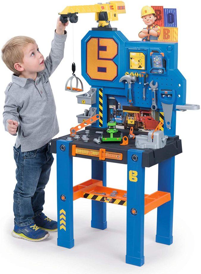 Werkzeugbank für Kinder - Bob der Baumeister