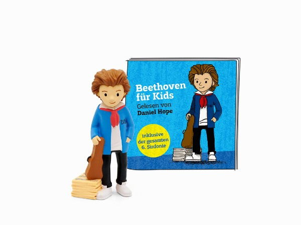 Beethoven für Kids - Gelesen von Daniel Hope Tonie