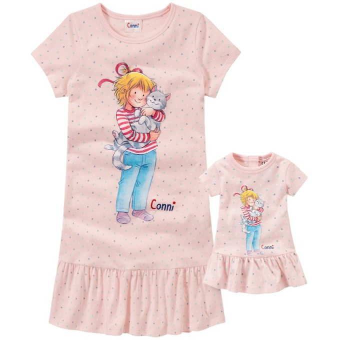 Connie Nachthemd Set