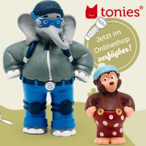 Tonies: Neue Tonie-Figuren im Juli